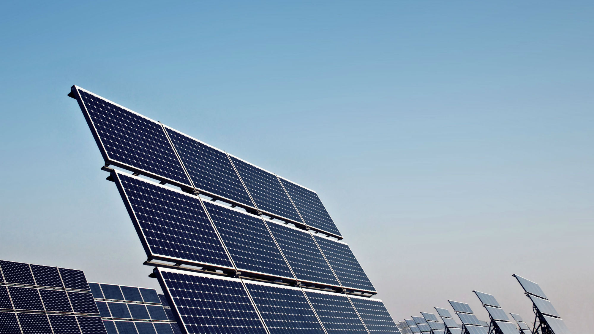 Solarpanels als alternative Energieerzeuger