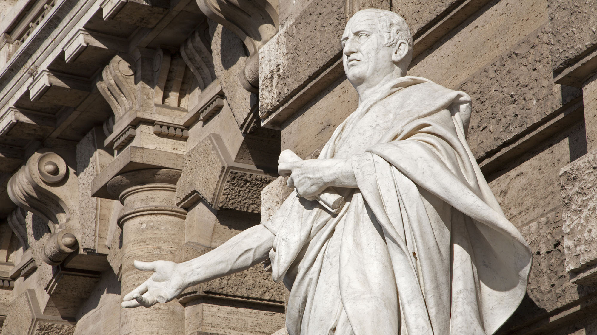 Public lecture: From Cicero to Donald Trump