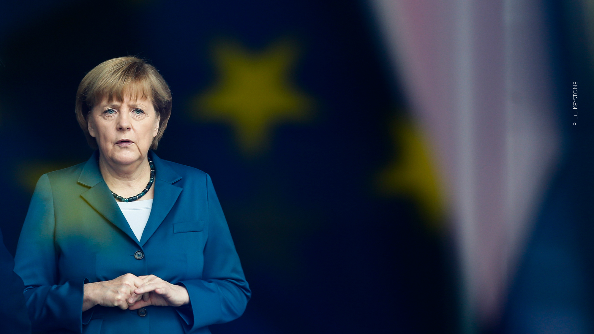 Bundestag elections 2017: Angela Merkel – the sempiternal chancellor?; Copyright: Keystone