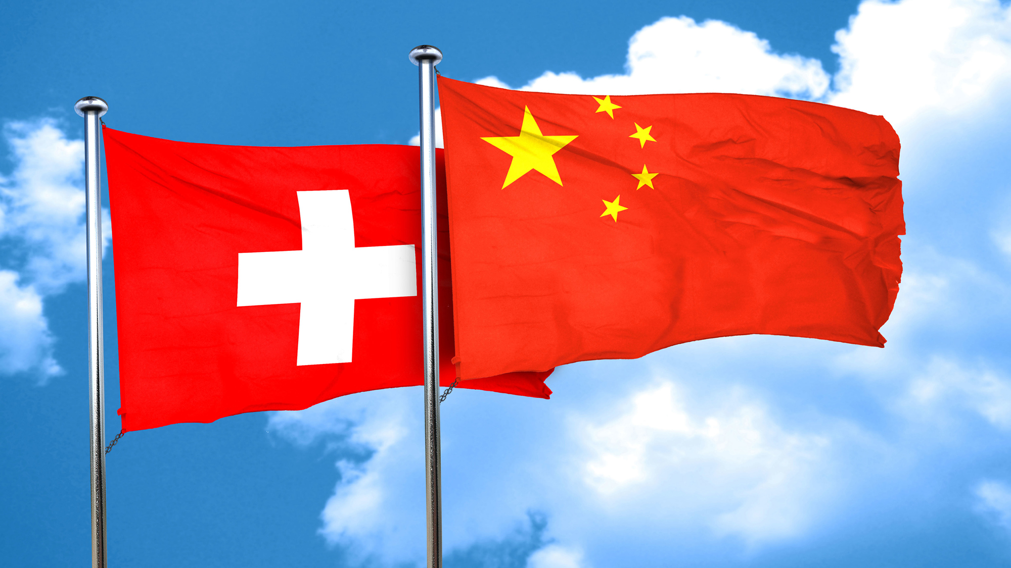 Sino-Swiss free trade agreement