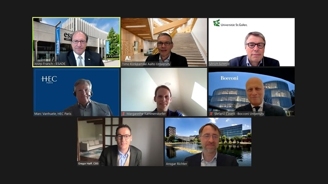 ECOL: Top business schools launch European network for online learning