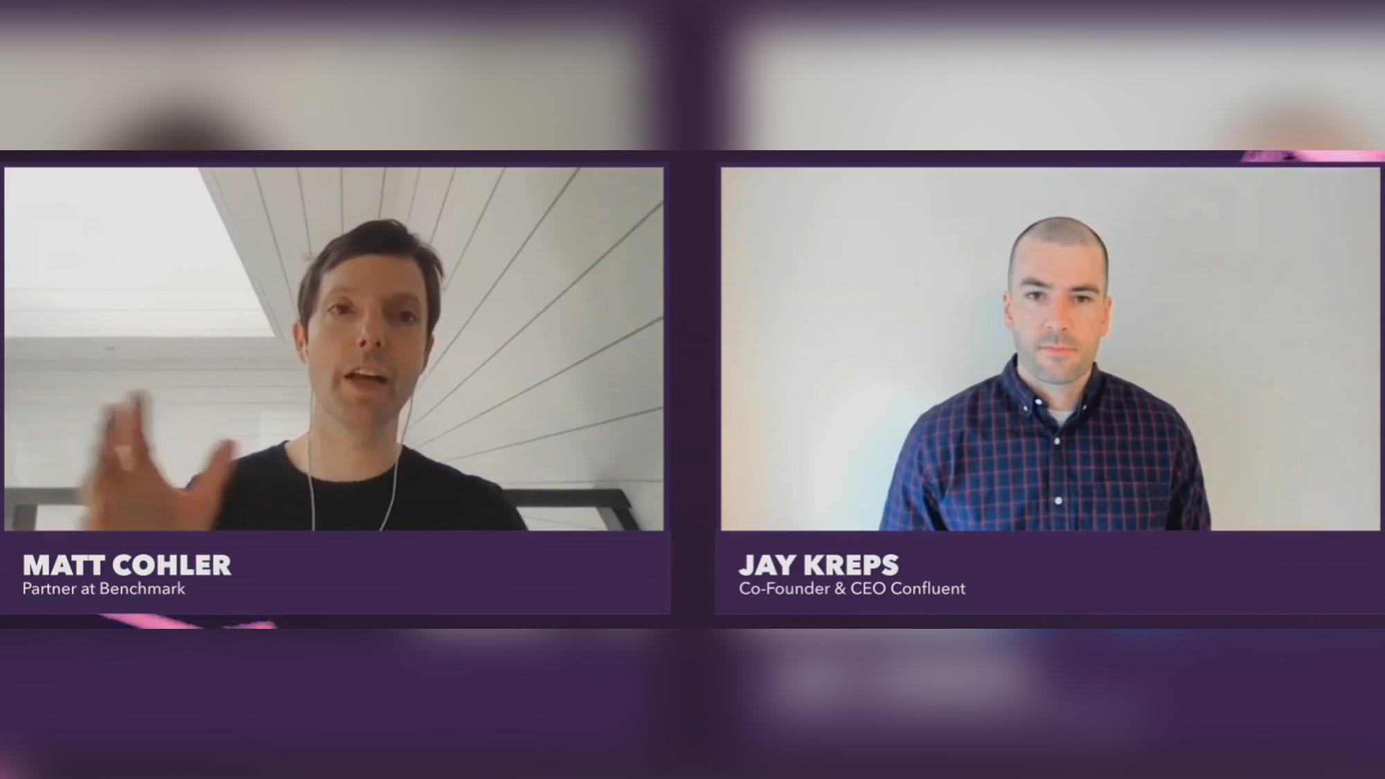 Jay Kreps & Matt Cohler
