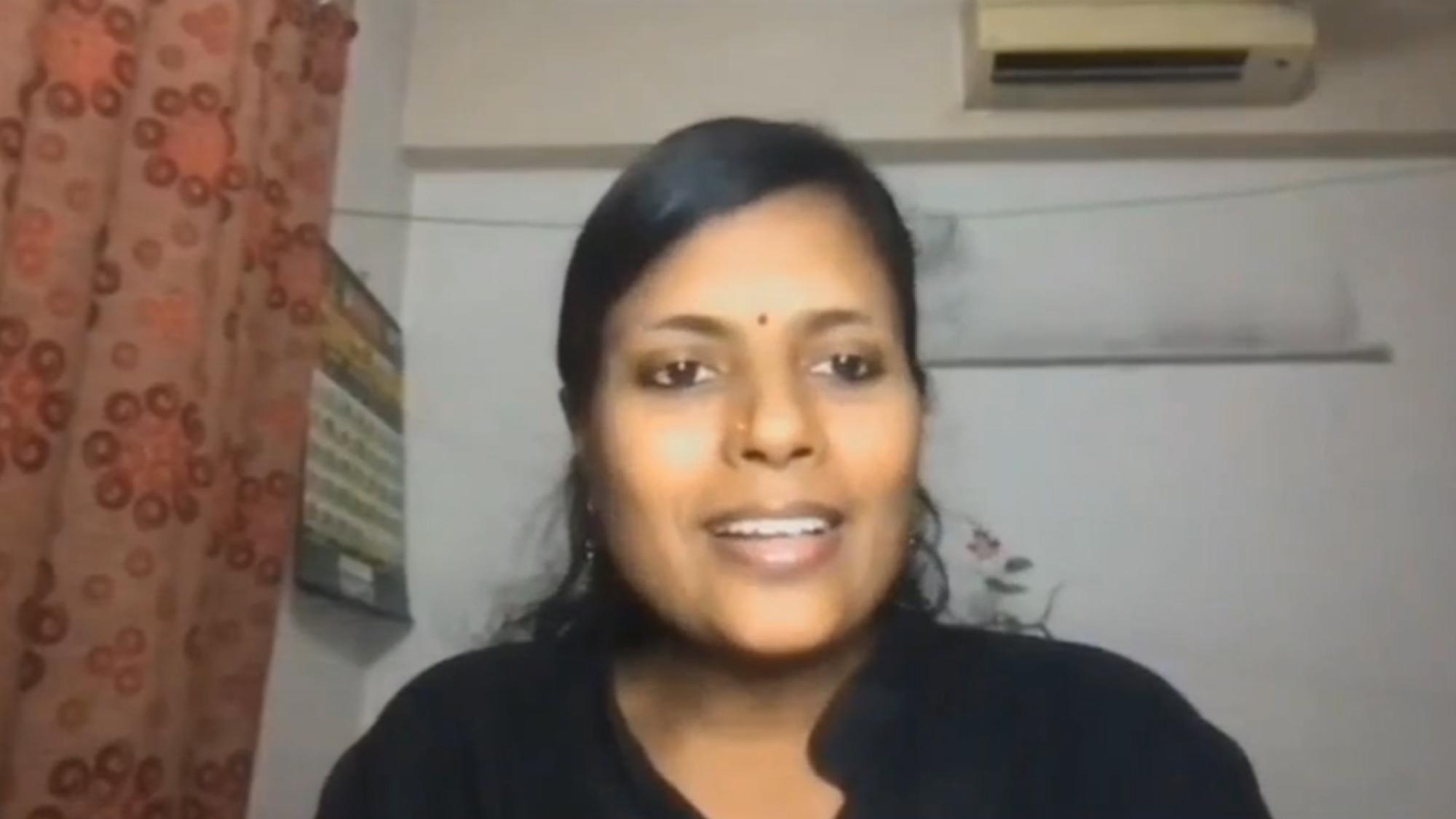 "Rajalakshmi ""Raji"" Srinivasan"