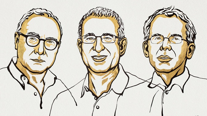 The 2021 Nobel Prize in Economics goes to the three US-based economists David Card, Joshua Angrist and Guido Imbens.