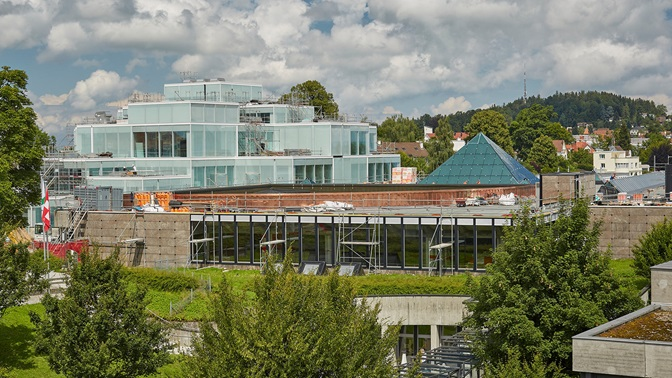 Renovations give library building a new look