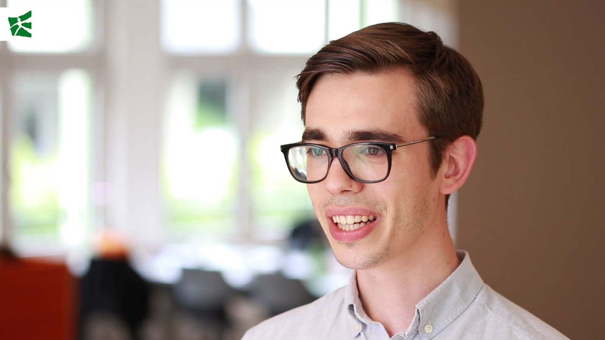 Yannik Breitenstein on the new Coworking Space «theCO»