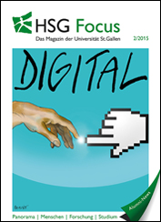 Digitales Unimagazin HSG Focus «Digital»