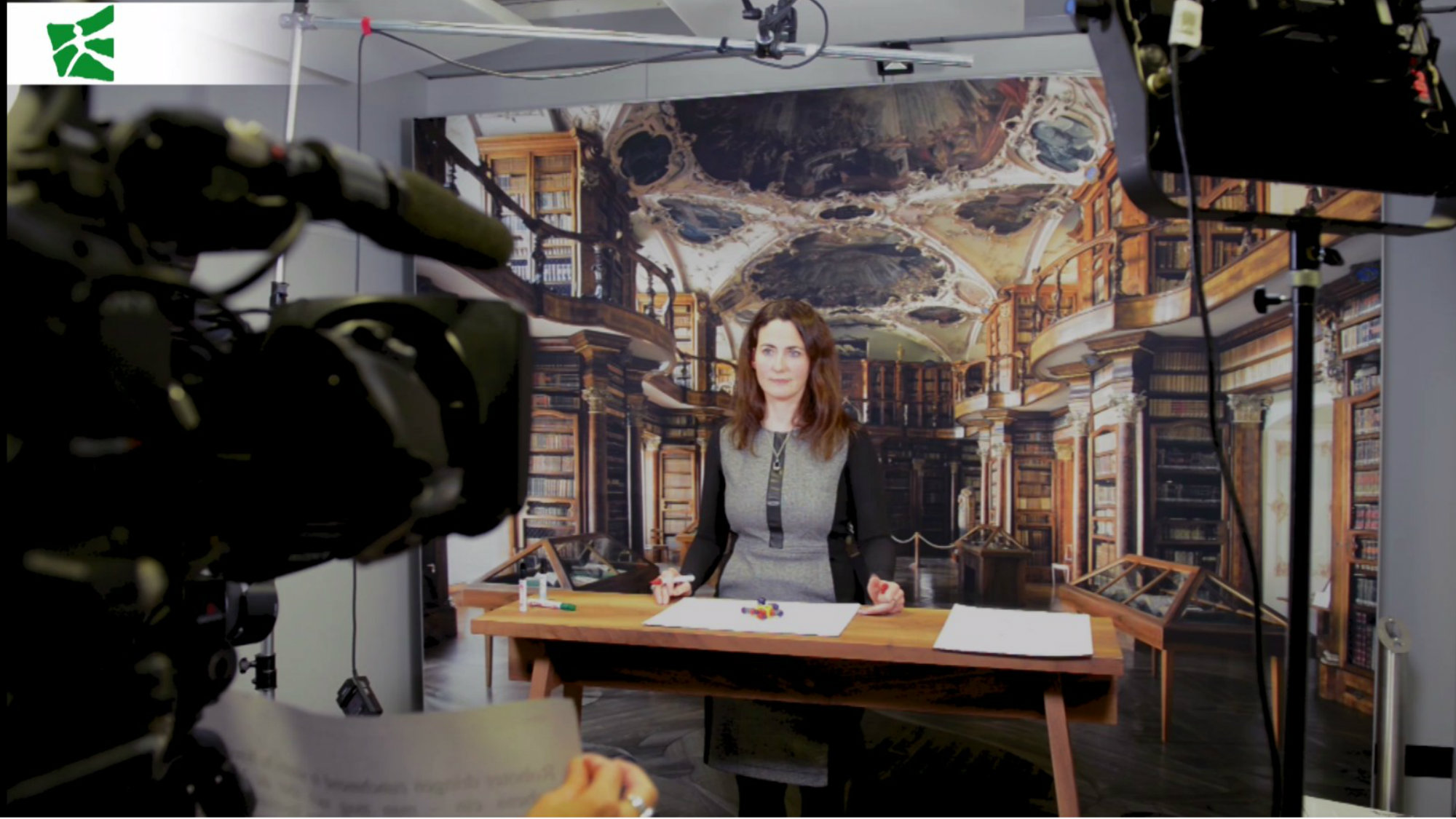 Knowledge Bank: Prof. Dr. Isabelle Wildhaber on robot law. Video.